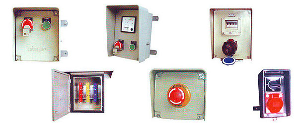 FRP Distribution Boards, FRP Local Control Station, FRP